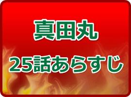 真田丸 ネタバレ 25話